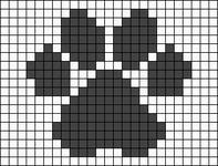Alpha pattern #46775