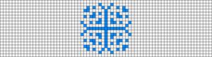 Alpha pattern #46777
