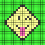 Alpha pattern #46780
