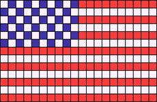 Alpha pattern #46798