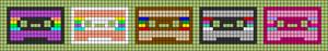 Alpha pattern #46817