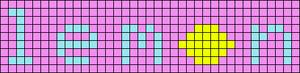 Alpha pattern #46818