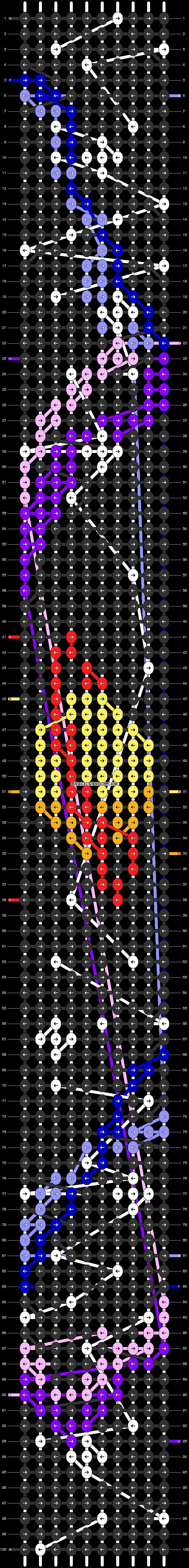 Alpha pattern #46827 pattern