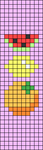 Alpha pattern #46840