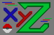 Alpha pattern #46843