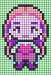 Alpha pattern #46844