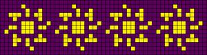 Alpha pattern #46851
