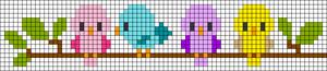Alpha pattern #46869