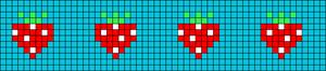 Alpha pattern #46871