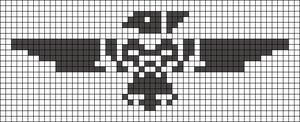 Alpha pattern #46880