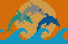 Alpha pattern #46888