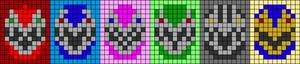 Alpha pattern #46895