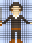 Alpha pattern #46909