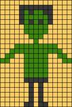 Alpha pattern #46911