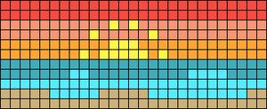 Alpha pattern #46919