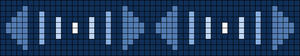 Alpha pattern #46921