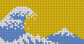 Alpha pattern #46932