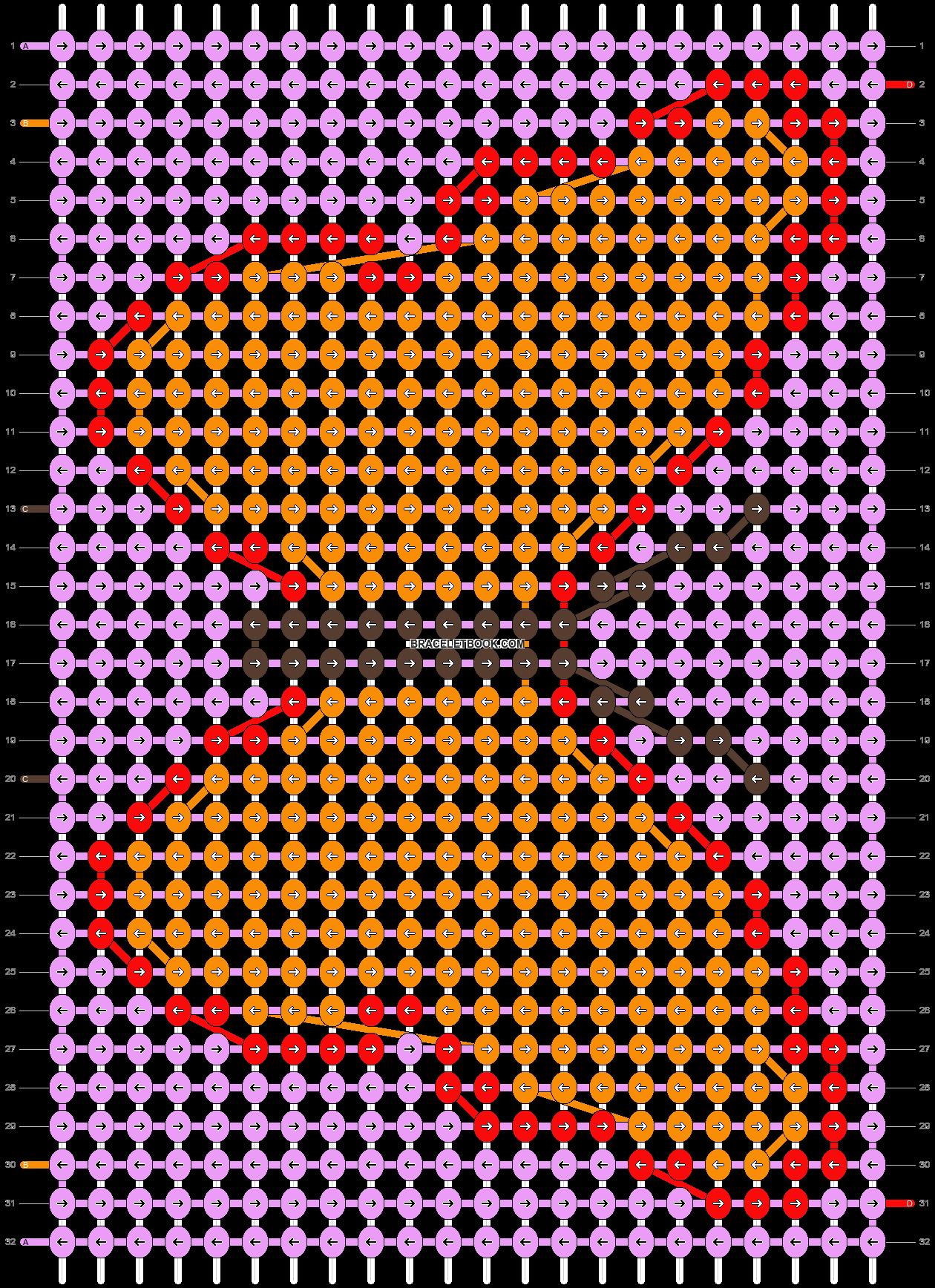 Alpha pattern #46939 pattern