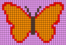 Alpha pattern #46939