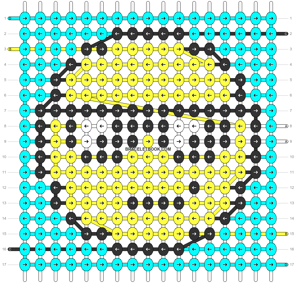 Alpha pattern #46945 pattern