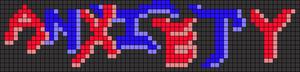 Alpha pattern #46956
