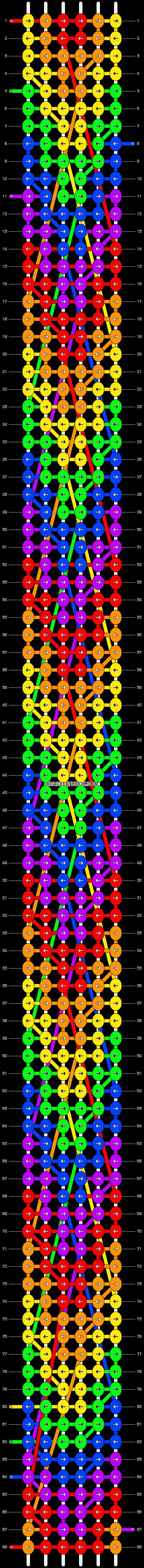 Alpha pattern #46968 pattern