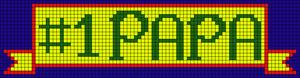 Alpha pattern #46982