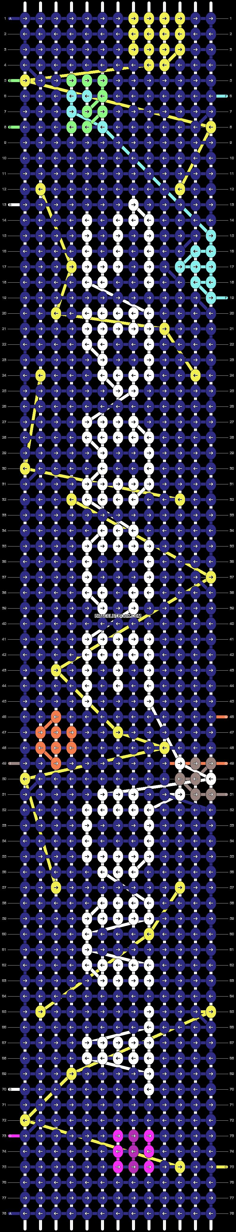 Alpha pattern #46984 pattern