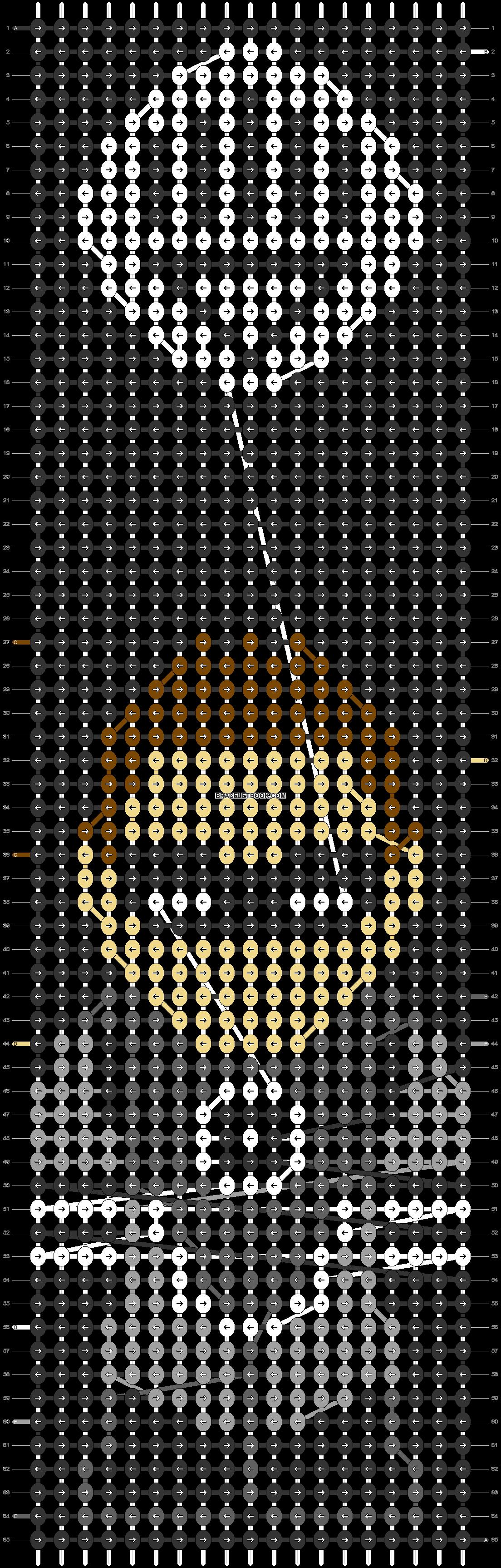 Alpha pattern #46996 pattern