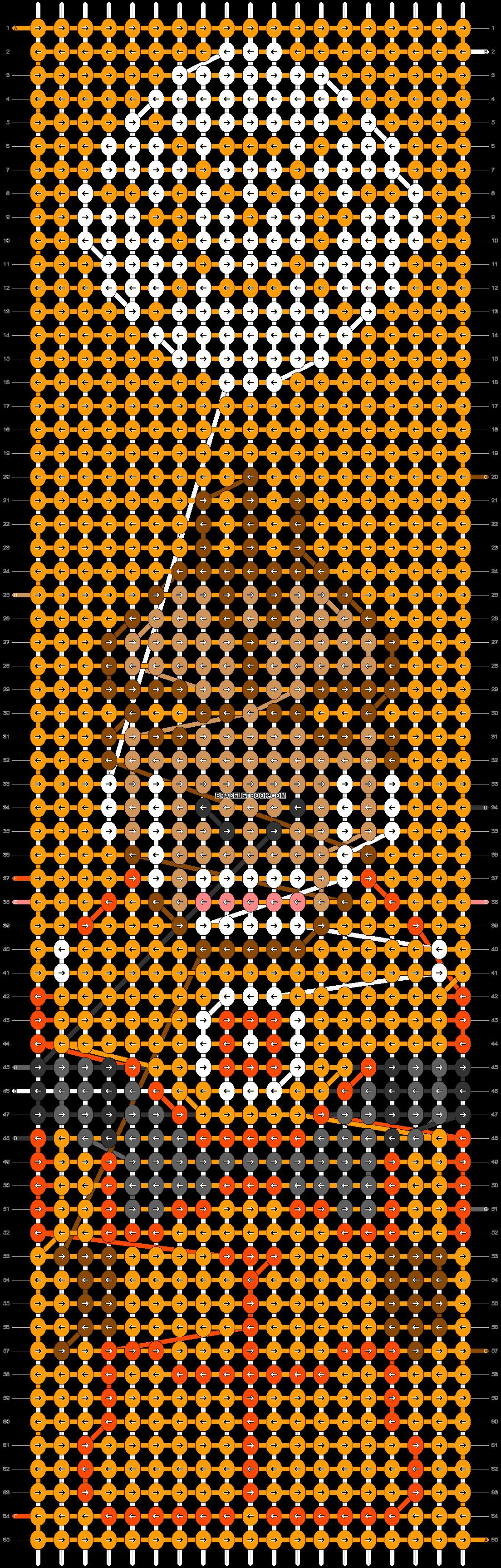 Alpha pattern #46998 pattern