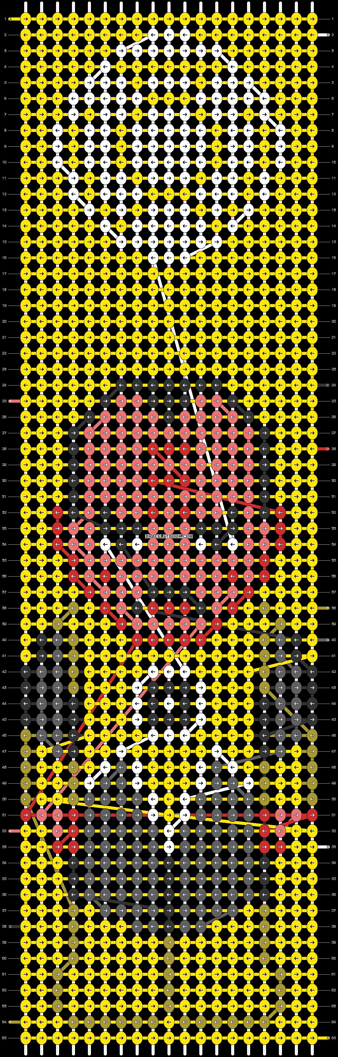 Alpha pattern #46999 pattern