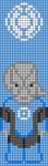 Alpha pattern #47001