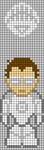 Alpha pattern #47004