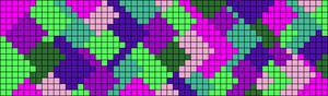 Alpha pattern #47010