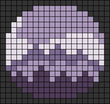Alpha pattern #47019