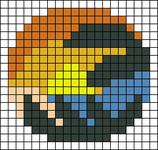 Alpha pattern #47021