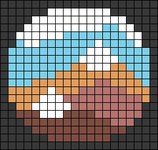 Alpha pattern #47022