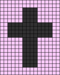 Alpha pattern #47041