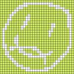 Alpha pattern #47051