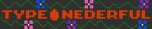 Alpha pattern #47052