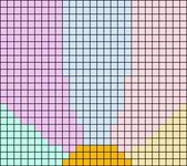 Alpha pattern #47069