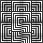 Alpha pattern #47073