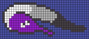 Alpha pattern #47075