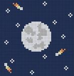 Alpha pattern #47076