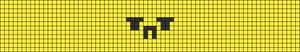 Alpha pattern #47078