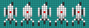 Alpha pattern #47080