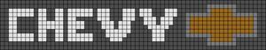 Alpha pattern #47087