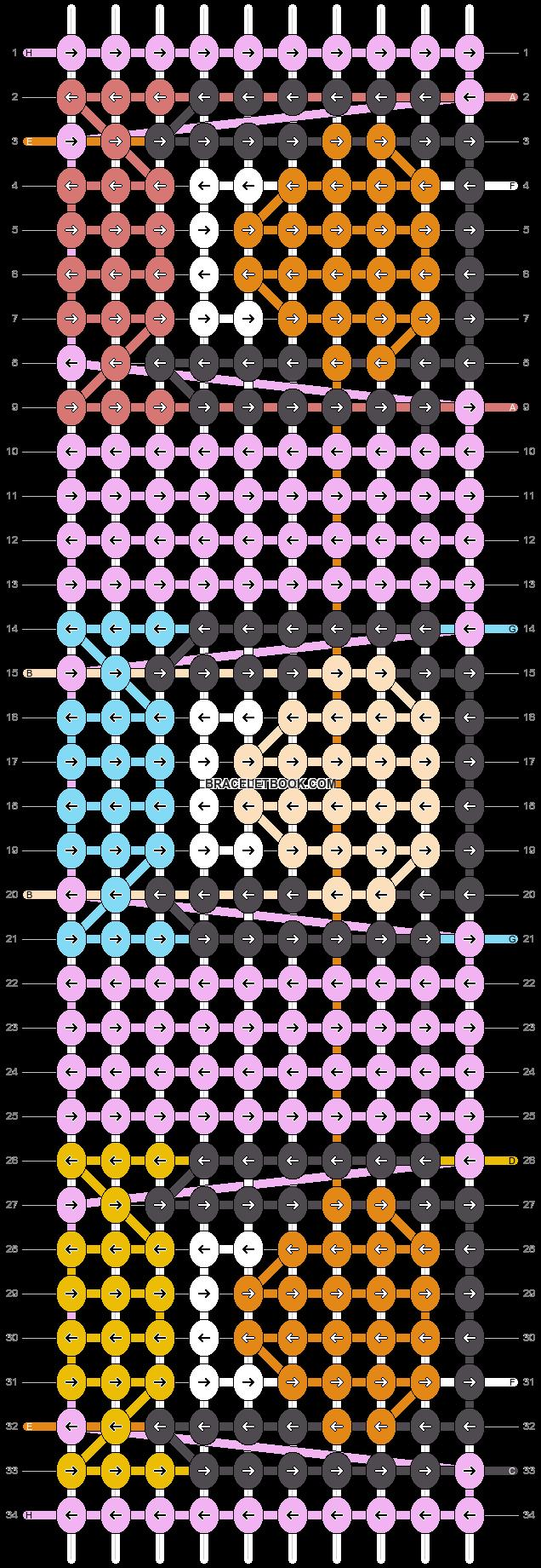 Alpha pattern #47088 pattern