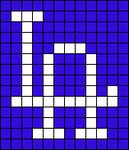 Alpha pattern #47091