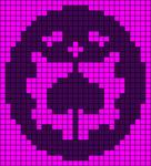 Alpha pattern #47104